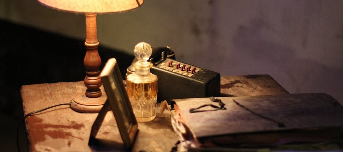 Touch-Lampe